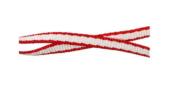 LACD Sling Ring Dyneema 60 cm 10 mm rood/wit
